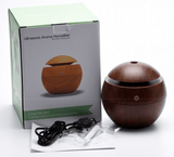 Dark Wood Grained 130 ml Diffuser What is in the Box