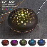 Wonderful Scents Smart Home Aroma Diffuser Led Lights