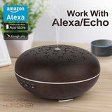 Wonderful Scents Smart Home Aroma Diffuser With Amazon Alexa