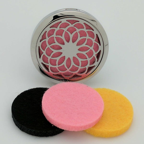 Wonderful Scents Car Vent Diffuser Swirl Essential Oil Diffuser