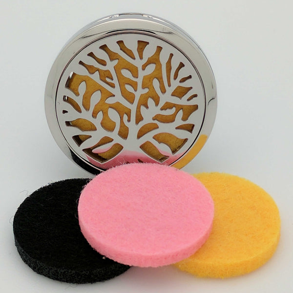 Wonderful Scents Car Vent Diffuser Tree of Life 3 Essential Oil Diffuser
