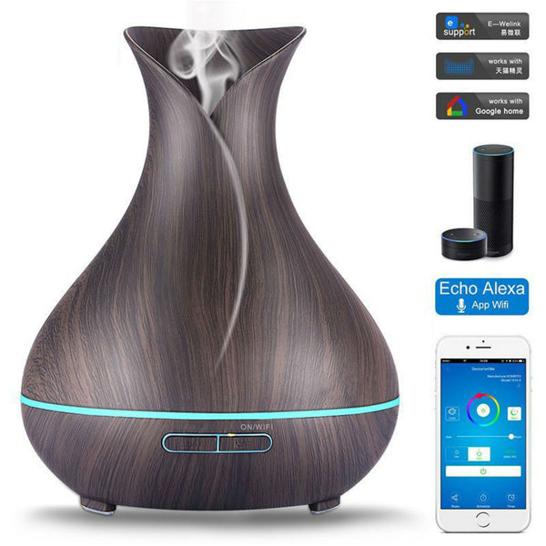 Wonderful_Scents_Dark_Wood_400ml_essential_oil_Diffuser_Parts
