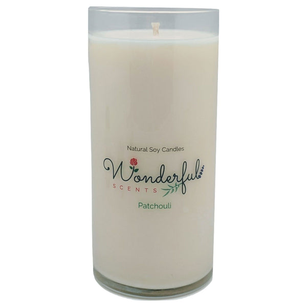 Wonderful Scents Never Ending Soy Candle Patchouli