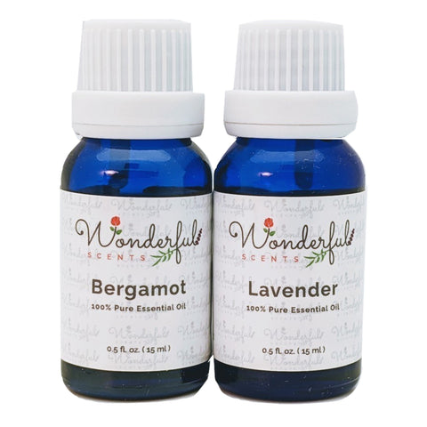 Wonderful Scent Essential Oils Blends for Sleep