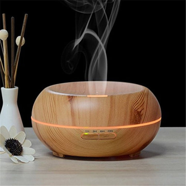 Wonderful Scents Light Wood 200 ml Essential Oil Diffuser 2