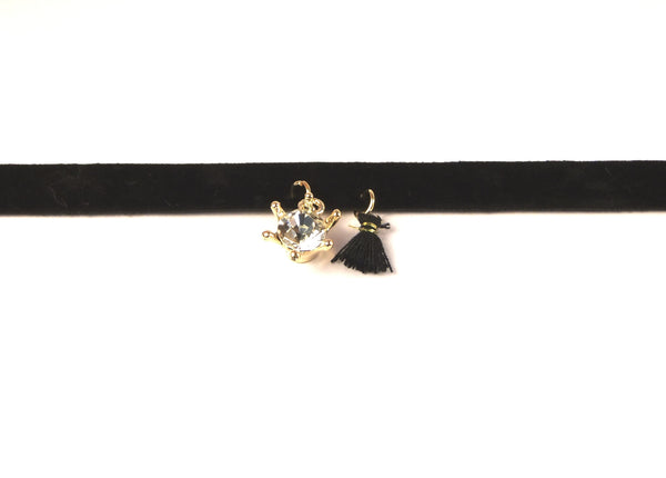 "Choker ""Crown"""