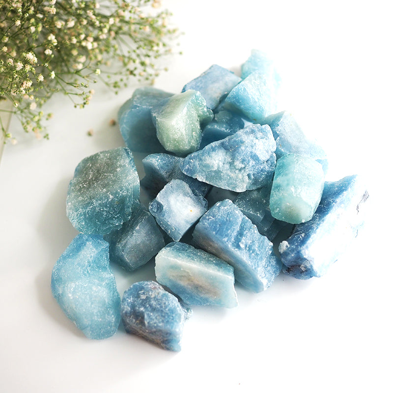 Aquamarine Medium Raw