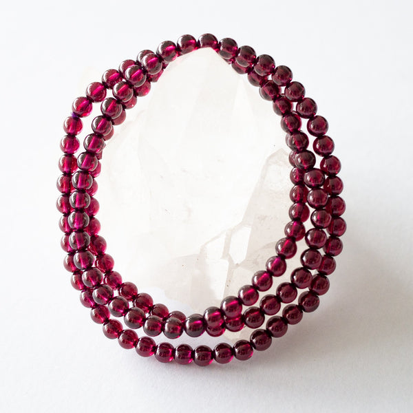 Garnet Bracelet/Necklace