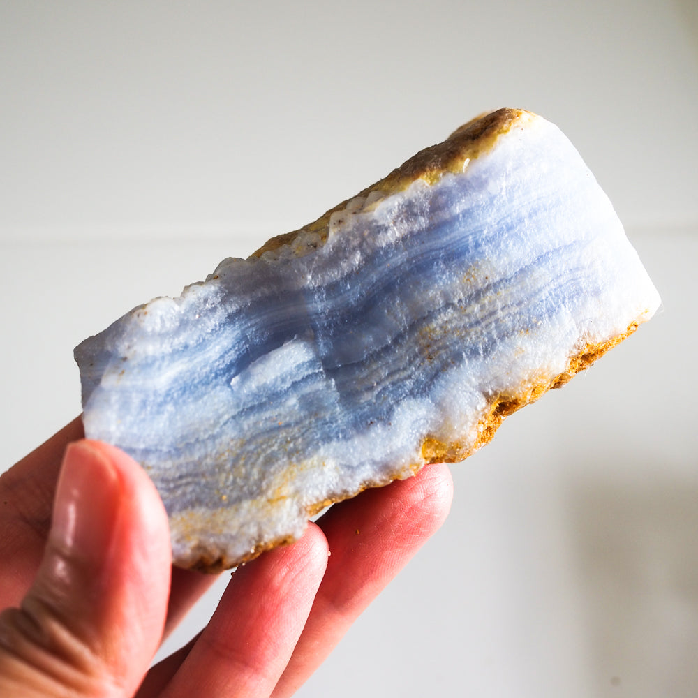 Blue Lace Agate Raw 99