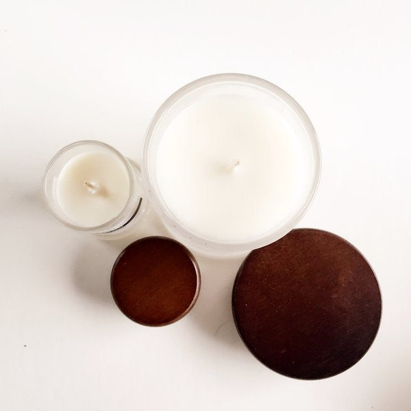 007 Sandalwood + Musk Candle Mini