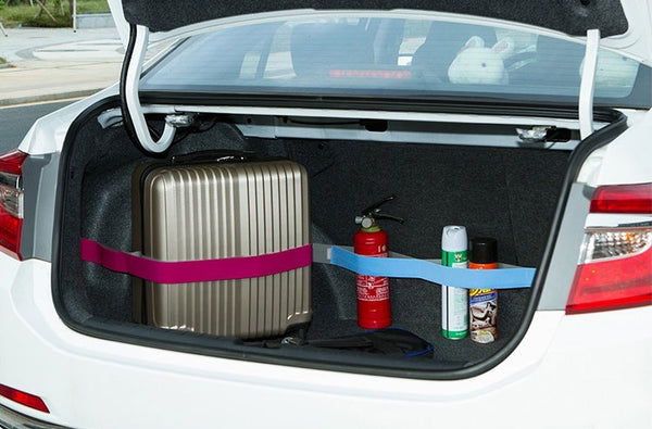 Safeguard All Your Valuables in Car with Magic Velcro Strap