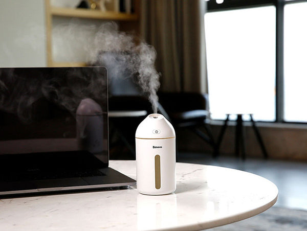 Breathe Easy and Heal Yourself with Versatile USB Humidifier