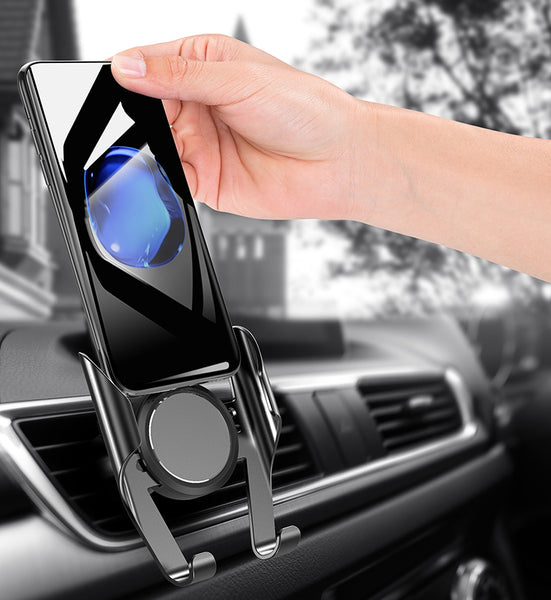 Trusted Car Phone Mount Crammed with Brain Cells