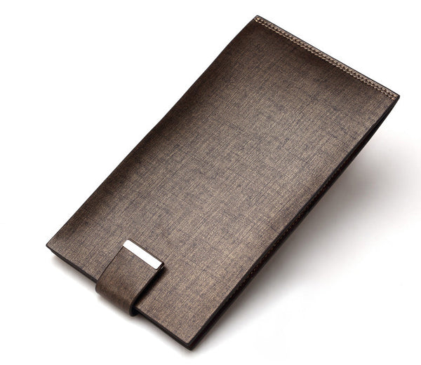 Ultra Thin and Sleek Leather Card Case For Men