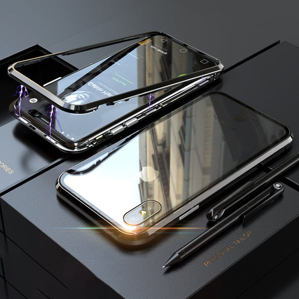 100% authentic e5712 78119 Newer Version Tempered Glass Magnetic Case That Survives a Drill