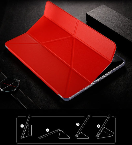 Best Protective Case & Multi Angle Stand For iPad and iPad Pro