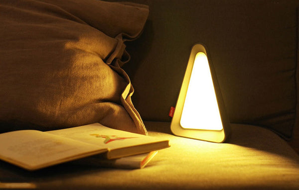 Tiltable & Dimmable USB Rechargeable Night Lamp - Put Your Light on in Any Way