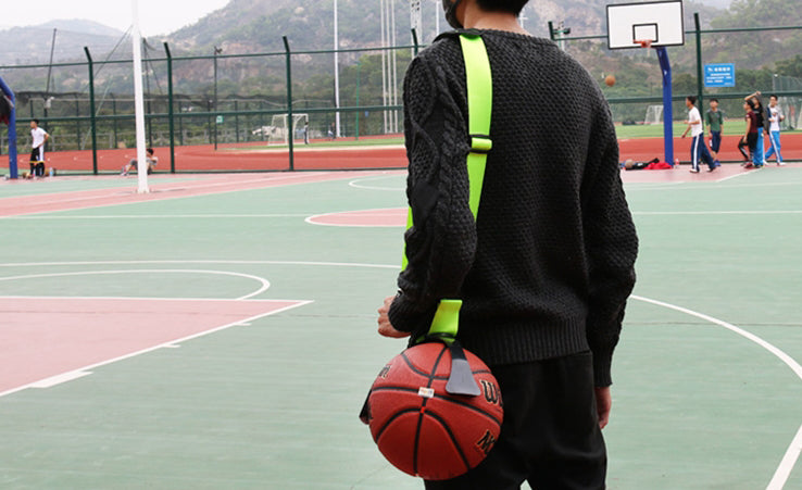 Basketball Claw with Shoulder Strap, for Football, Soccer, Volleyball and More