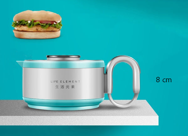 Boil Water On The Go With Collapsible Healthy Kettle