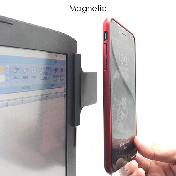 Multitasking Made Easy with Magnetic Phone Mount