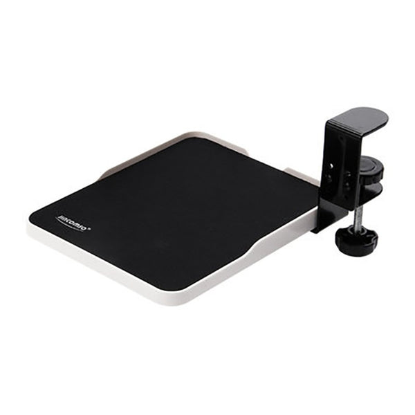 Multi-functional Mouse Tray, with Adjustable Height and Angle, Ergonomic Design & Gadget Storage Function, for Home & Office