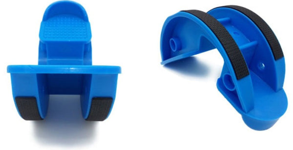 Portable Achilles Tendon Stretcher, for Calf, Achilles Tendinitis, Heel, Feet, Plantar Fasciitis, Strained Leg Muscle, for Gym, Home & Office