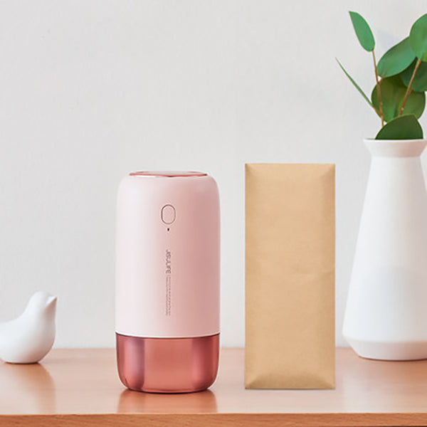 Portable Wireless Humidifier, with Dual Spray Design, 10hrs Battery Life and Night Light, for Work, Study, Car and More