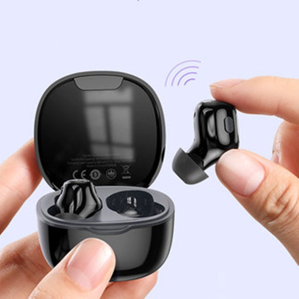 True Wireless Earphones, with Bluetooth 5.0, Touch Control, Noise Reduction & Automatic Pairing, for Home, Office & Sports
