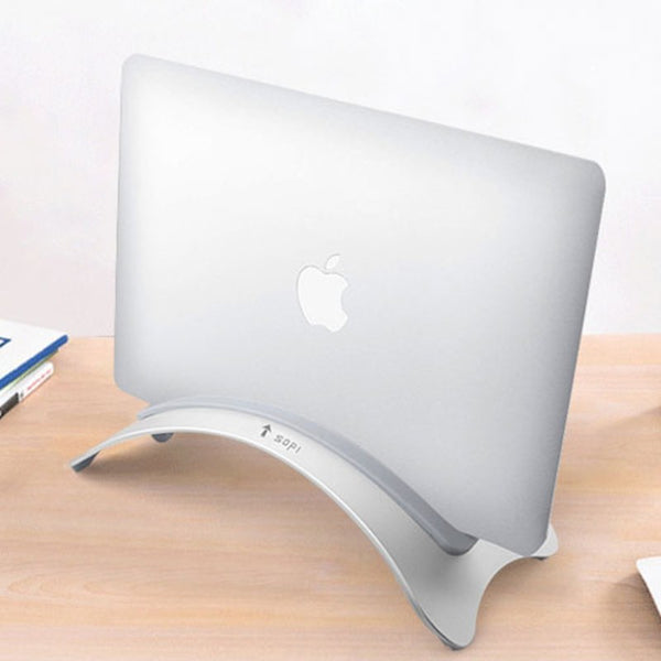 Portable Aluminum Alloy Tablet Stand & Laptop Storage Holder, Compatible with Various Models of Laptops and Tablets, for Home & Office