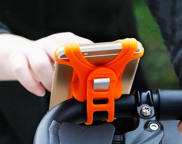 The Most Amazing Bicycle Phone Holder