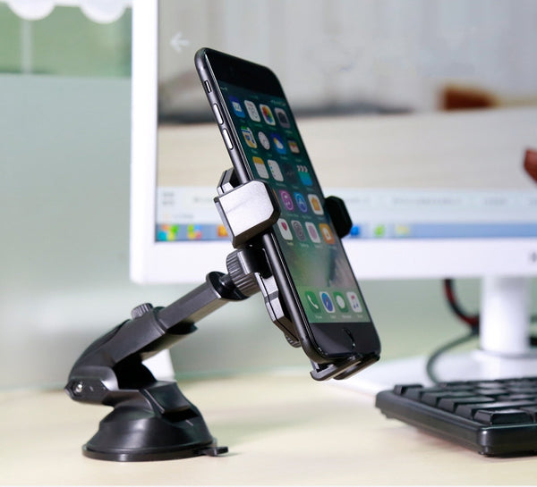 Most Convenient Smartphone Car Mount