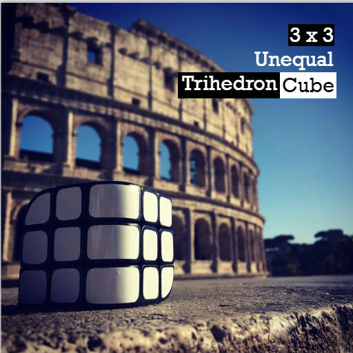 Your Perfect Gift Choice: Trihedron Cube, Infinite Fun