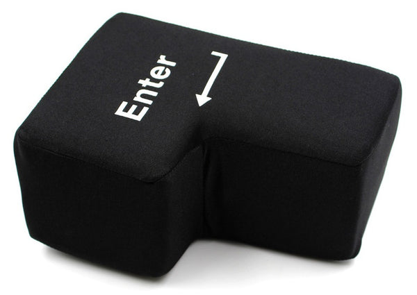 The World's Biggest Punchable & Functional Enter Key