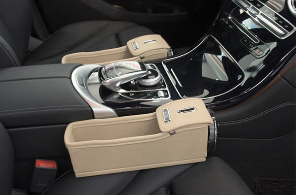 The Most Convenient Multi-functional Car Seat Organizer