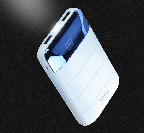 Super Compact Flashlight Power Bank with Digital Precision Display -  Versatile Is the New Sexy