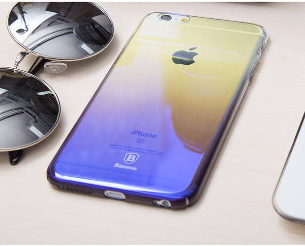 Super Thin Magical Color Changing iPhone Cases