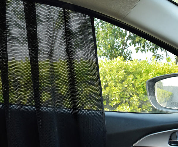 Side Window Sun-protector Curtain, Always Stay Under Sunshade