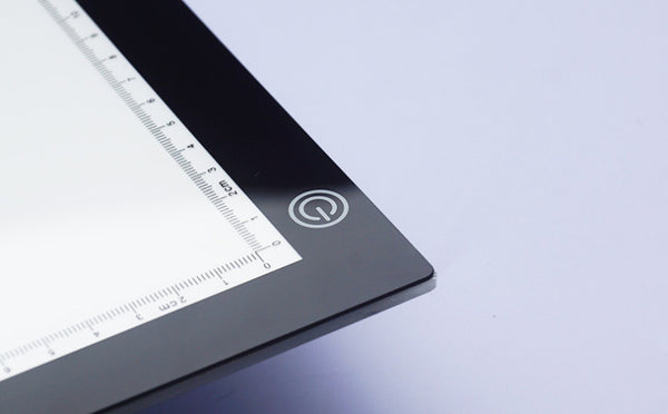 Ultra-thin Portable Copy Station With LED, Ideal For 2D Animation, Calligraphy,  Sketching & Drawing