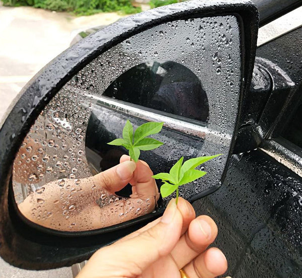 Improve Your Driving Visibility with Anti-rain Long-lasting Side Mirror Film