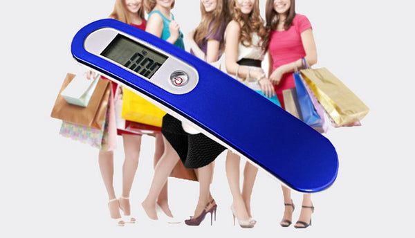 Digital Pocket Scale with LCD Display - Weigh Stuff Anywhere Anytime