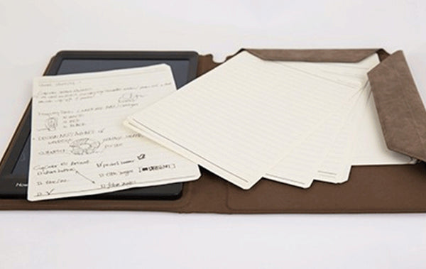 Intelligent Modular Notebook With Electronic Ink & Paper For Infinite & Easier Writing