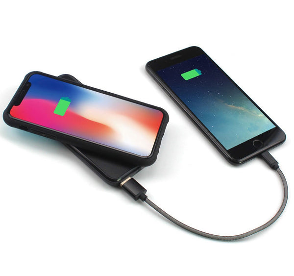 2-in-1 Battery Case & Power Bank to Offer Wired & Wireless Power on the Go