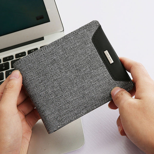 Your Wallet Can Be This Slim, Not Your Money