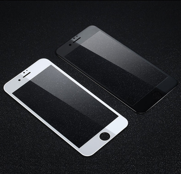 High Quality Anti-Blu Ray 3D Full-Protection Tempered Glass Screen Protector for iPhone