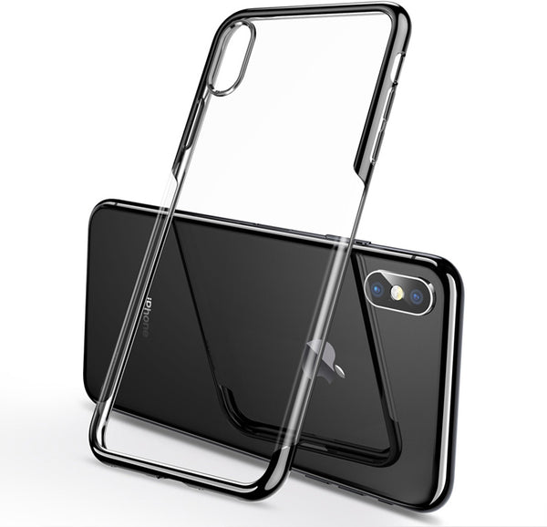 Near-invisible Soft Clear Case for Your Beloved iPhone X/XS/Max