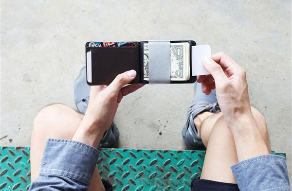 Create and Recreate Awesome Wallets and Cardholders