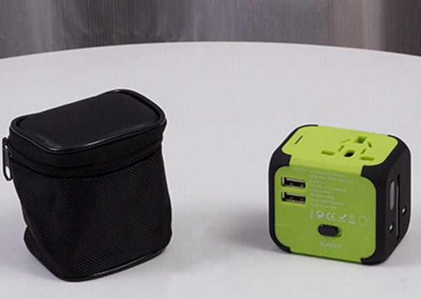 The World's First Global Travel Adapter Can Be Used in 150 Countries