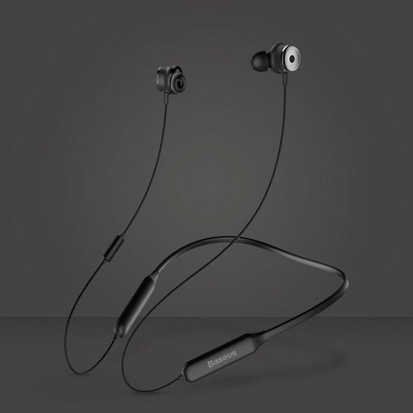 Bluetooth 4.2 Wireless Sports Headphones With Active Noise Control, High Fidelity Sound & Secure Fit