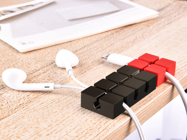 Make Life Easier with This Cable Organizer & Protector