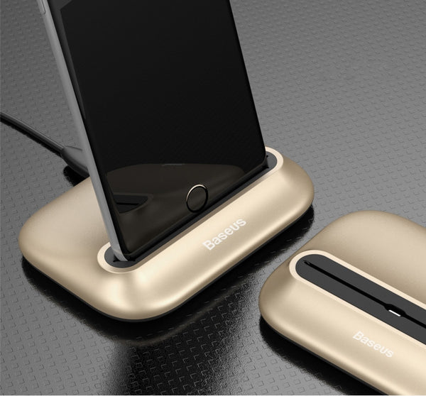 The Most Affordable Sound Perfection & Dust Proof Lightning Charge/Sync Dock